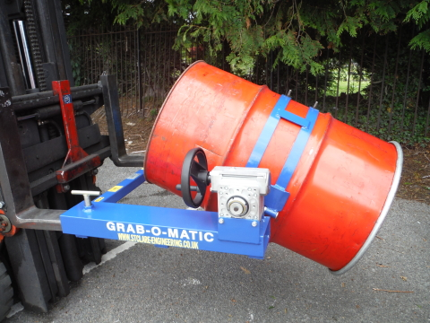 Grab-O-Matic SC10 Drum Rotator