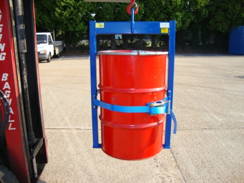 Grab-o-matic Over Head Drum Cage