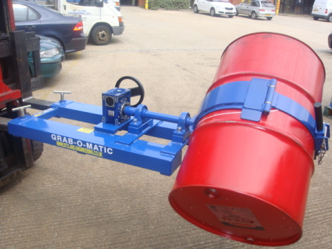 Grab-O-Matic SC10 Side Rotator