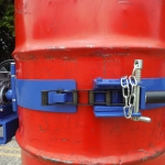SC10 Drum Rotator Clamping System
