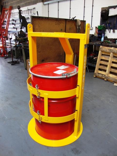 Drum Cage 750kg