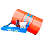 Drum Handling Drum Rotators
