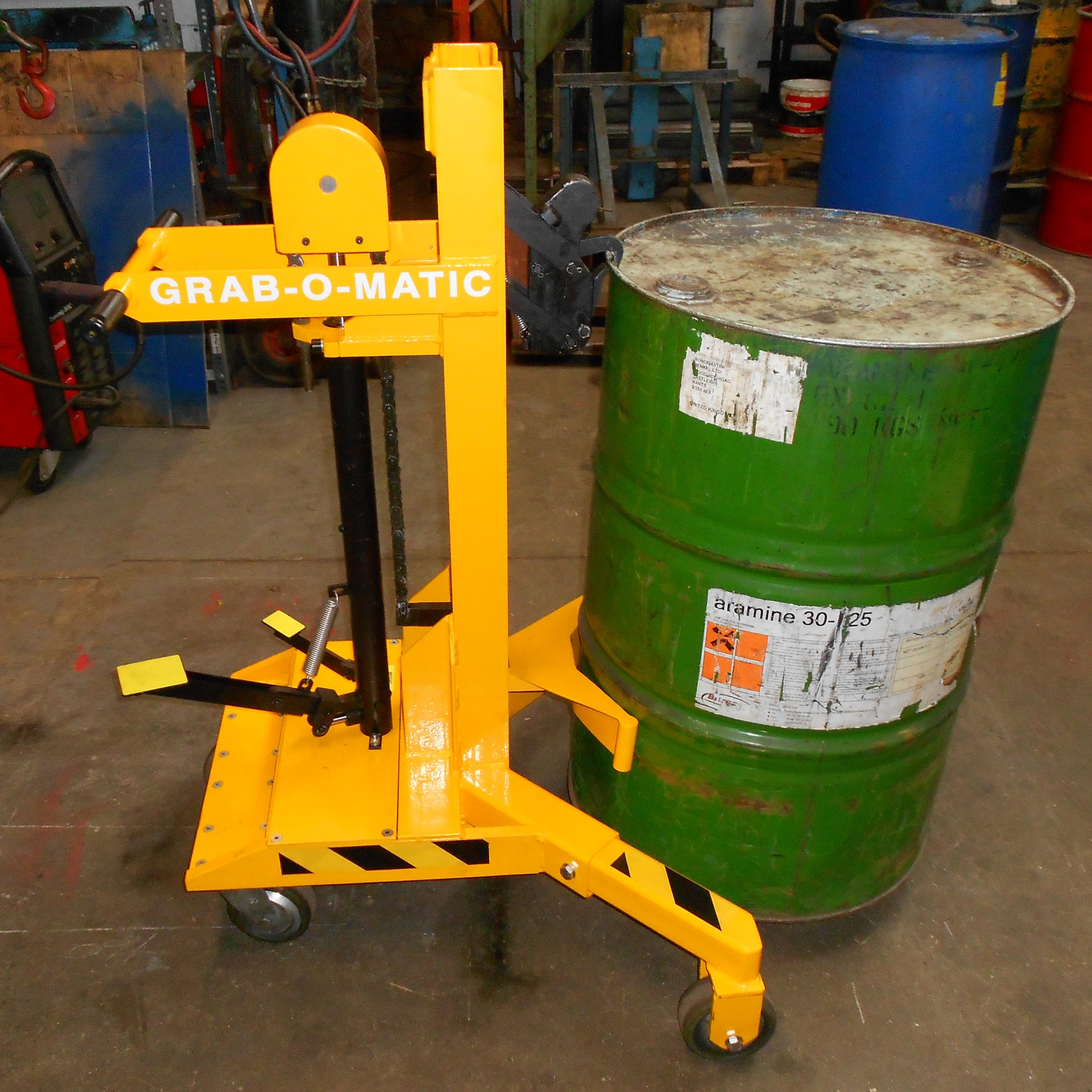ERGO 1000 Steel Drum