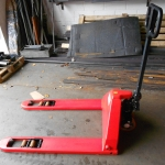 Low Profile Special Pallet Truck SWL