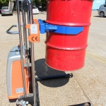 Electric Lift Mobile Drum Mover with Waist Gripper