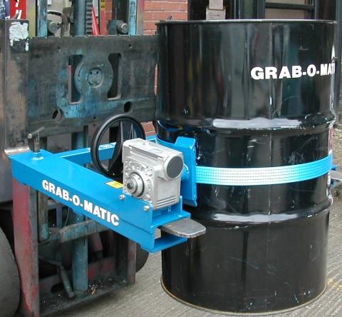 SC10-W Drum Rotator
