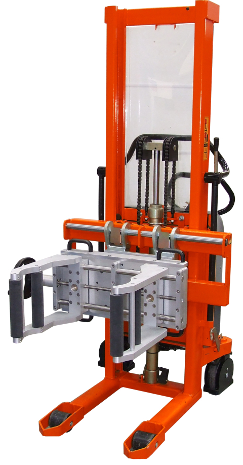 Grab-O-Matic Reel Turner Attachment – Outside Clamping