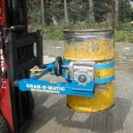 SC10-W Heavy Duty Drum Rotator