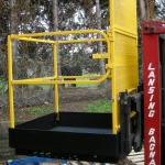 SC2-MK3 Gated Safety Work Platform