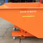 SC7 ICUS-3 Tipping Skip with Castors