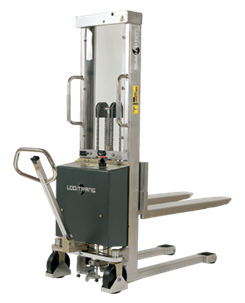 Electric Stainless Steel Stacker