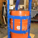 MPM Heavy Duty  Drum Cage