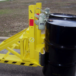 Main Fork lift Mounted Drum Handlers - Standard & Heavy Duty