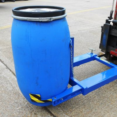 Grab-O-Matic Base Gripper Drum Handlers