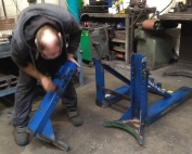 Give your forklift drum handling attachments an annual service to stay safe and H&S compliant